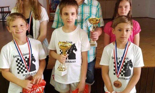 Kadetski šahovski turnir u Starigradu