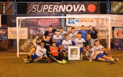 Pan Ljetna liga Koprivnica // Jelena Trade velikim preokretom u dramatičnom finalu pobijedila CB Loop/Superprint