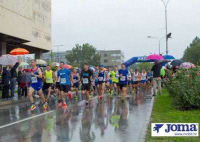 Koprivnički atletičari nastupili na 23. Varaždinskom polumaratonu