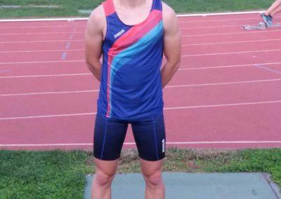 Pojedinačno PH za mlađe seniore - Marko Gregurec postavio novi osobni rekord na 400m