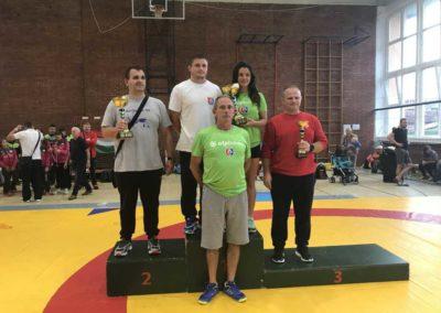 Sjajan nastavak sezone, petanest medalja osvojili su hrvači Podravke u Slatini