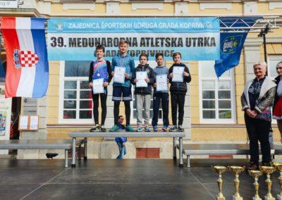 39. Međunarodna atletska utrka grada Koprivnice_170