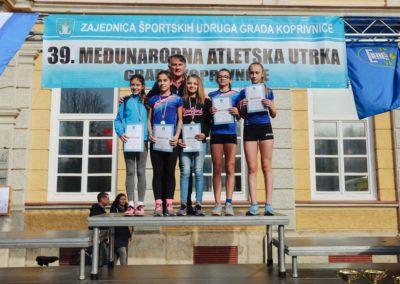 39. Međunarodna atletska utrka grada Koprivnice_300