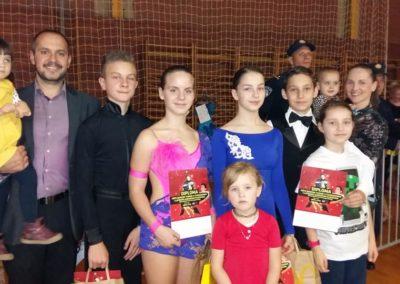 Memorijalni HSPS turnir u sportskim ST i LA plesovima