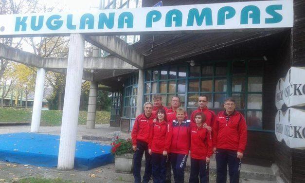 3. kolo 1. hrvatske kuglačke lige za slijepe