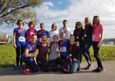 """Hitre drape"" na 31. polumaratonu Ivan Starek"