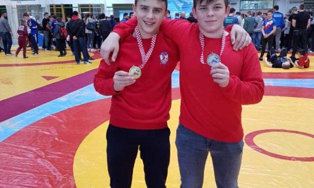 Josip Benko zlatni, a Filip Zadravec srebrni na Božićnom turniru u Zagrebu