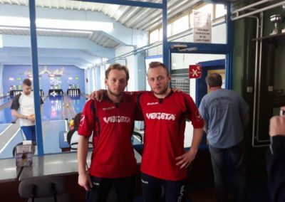 Parovno prvenstvo Regije sjever u kuglanju