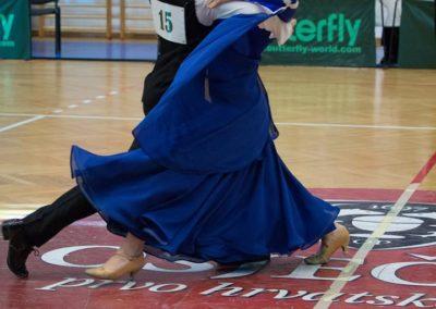 Prvenstvo RH u sandardnim plesovima