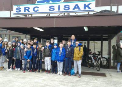 Osvojene četiri medljane na regionalnom Prvenstvu Hrvatske