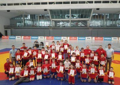 Održano klupsko natjecanje za djevojčice i dječake