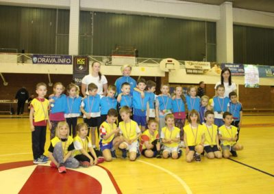 KC liga // Petgrad osvojio drugi naslov prvaka, Active drugi, Udruga za mali nogomet treća