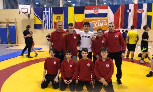 Hrvači Podravke bez medalja u Sesetskom Kraljevcu
