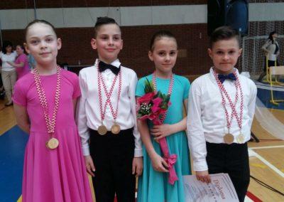 Bodovni plesni turnir u Koprivnica