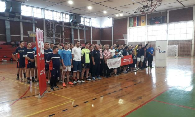 Prvenstvo Hrvatske u malom nogometu i Special Olympics European Football Week 2018. Zaprešić