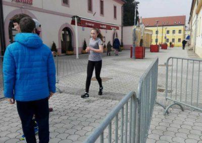 Tara Rušak, Ines Hemetek-Potroško i Zvonko Vrhovski zauzeli 1. mjesta u Ludbregu na utrci Centrum Mundi 2018.