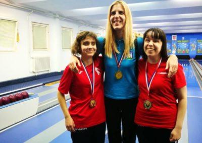 26. Pojedinačno prvenstva Hrvatske u kuglanju za slijepe i slabovidne u Ogulinu