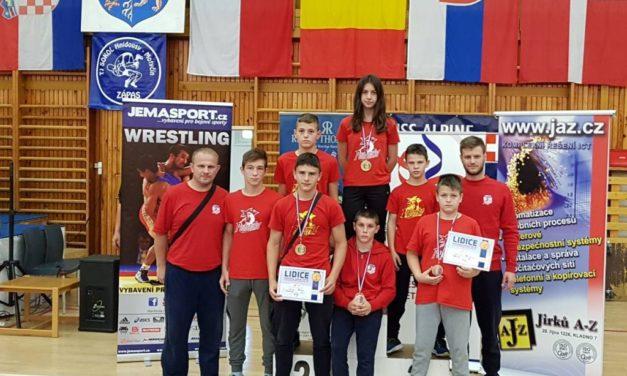 Dva zlata i dvije bronce osvojene su u Češkoj