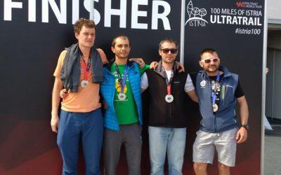 Mladen Skeja i Tomislav Kelemen završili utrku od 100 milja u Istri