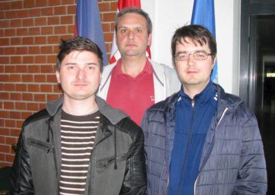 ISSF polufinale Kupa Hrvatske / Završno kolo Lige Hrvatske