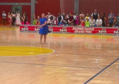 Međunarodno plesno natjecanje u Zagrebu
