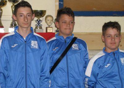 otvoreno prvenstvo školskih sportskih društava Republike Hrvatske u streljaštvu za osnovne škole