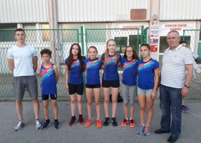 Pojedinačno prvenstvo Hrvatske za juniore i juniorke