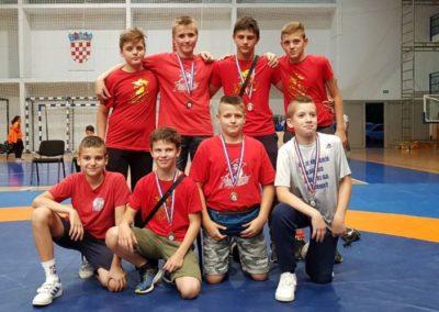 Josip Benko i Gabrijel Mijatović osvojili zlatne medalje u Gospiću