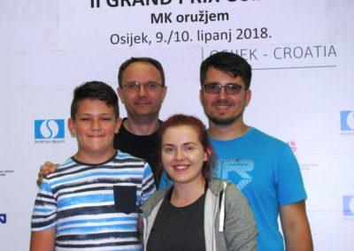 II Grand Prix turnir u gađanju ISSF malokalibarskim oružjem