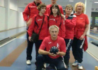 14. Otvoreni međunarodni i 8. memorijalni turnir Borisa Žukeviča u kuglanju za slijepe i slabovidne