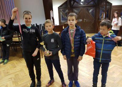 II. memorijal Stjepana Kamenečkoga - kadetski šahovski turnir u Starigradu