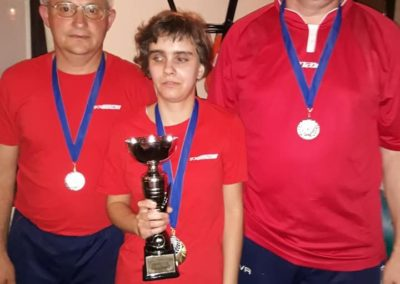 XXIV. Međunarodni turnir u kuglanju za slijepe u Rijeci