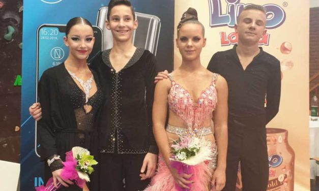 Prvenstvo Hrvatske u latinsko-američkim plesovim
